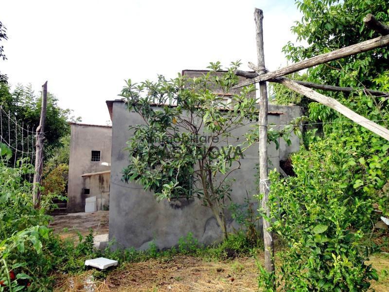 Casa colonica con giardino in vendita a vico equense for Piccola casa colonica